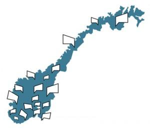 ValgForum-norgeskart